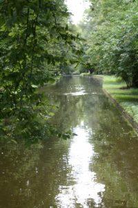 Kanal im Nymphenburger Schlosspark