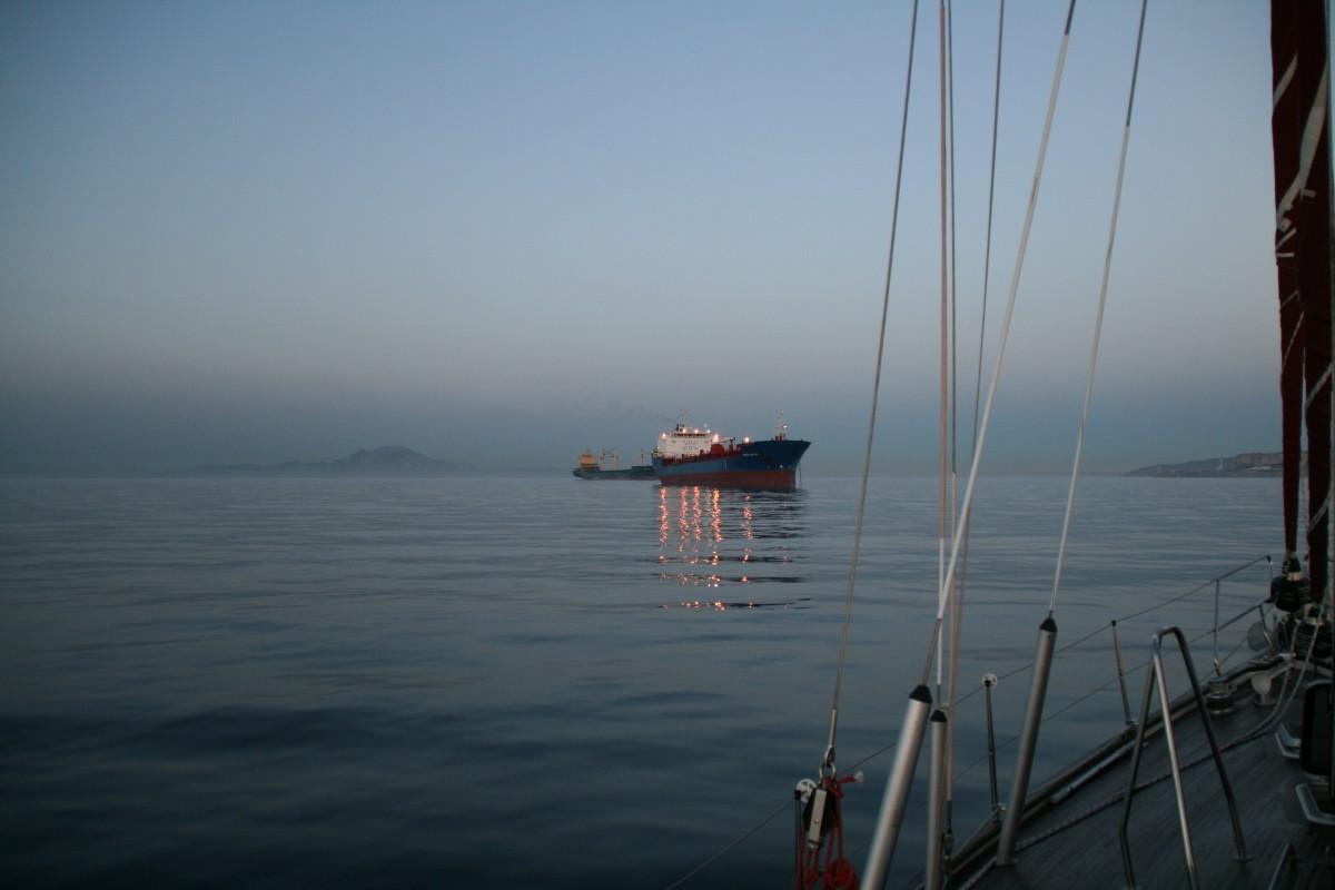 Sonnenaufgang Gibraltar