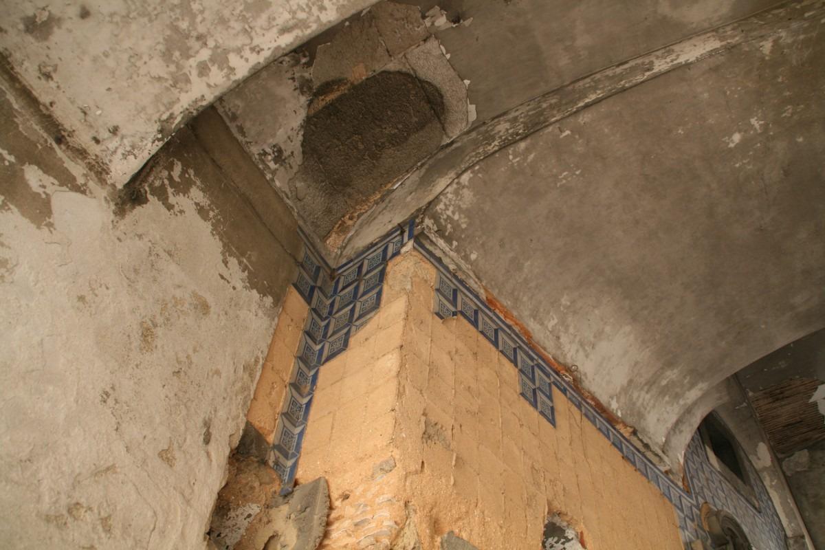 Restauration der Azulejos