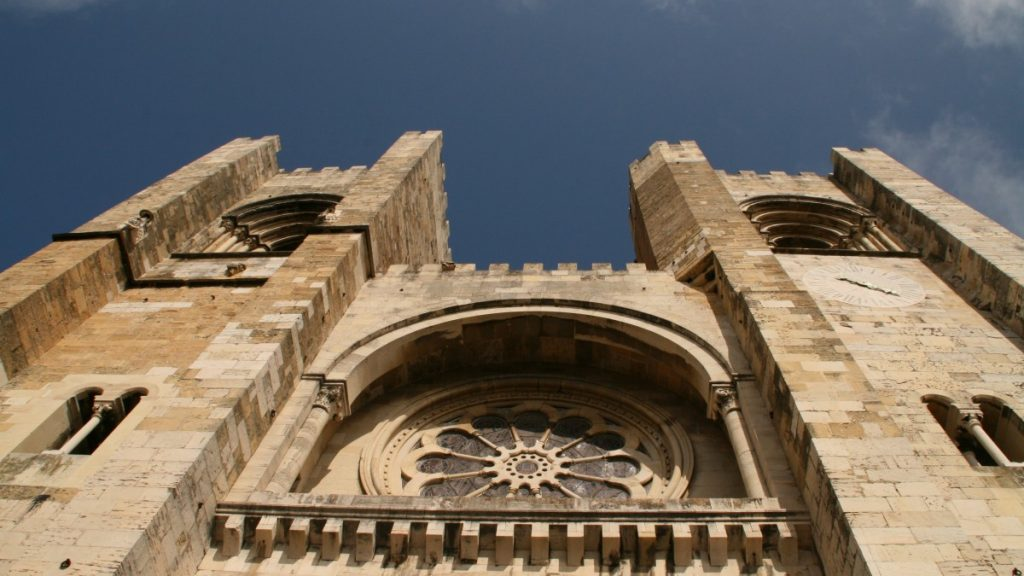 Eingangsportal Cathedrale Se