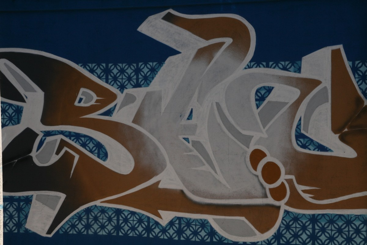 Graffity in Lissabon