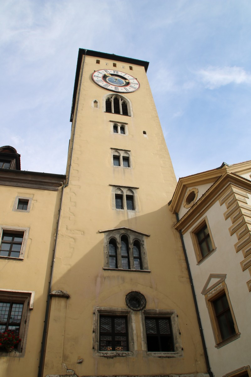Rathausturm von Regensburg