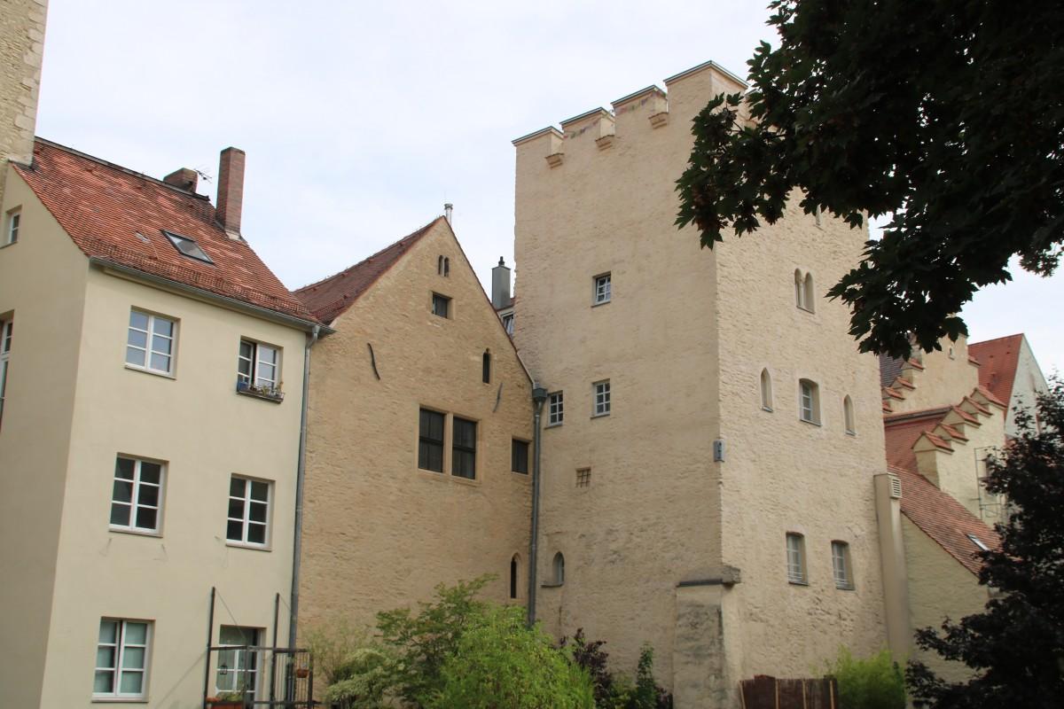 Geschlechtertürme in Regensburg