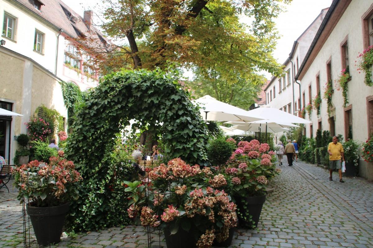 perfekt für ein Päuschen in Regensburg