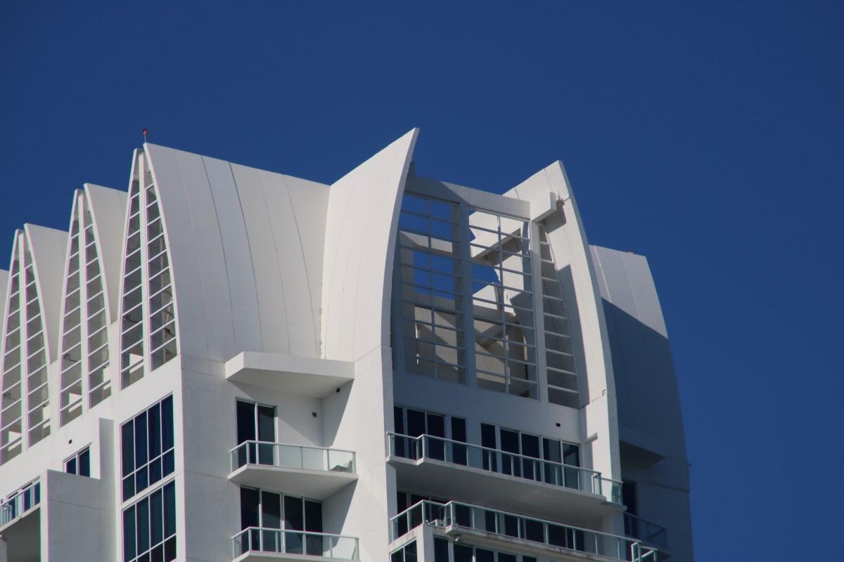 Wohngebäude South Beach