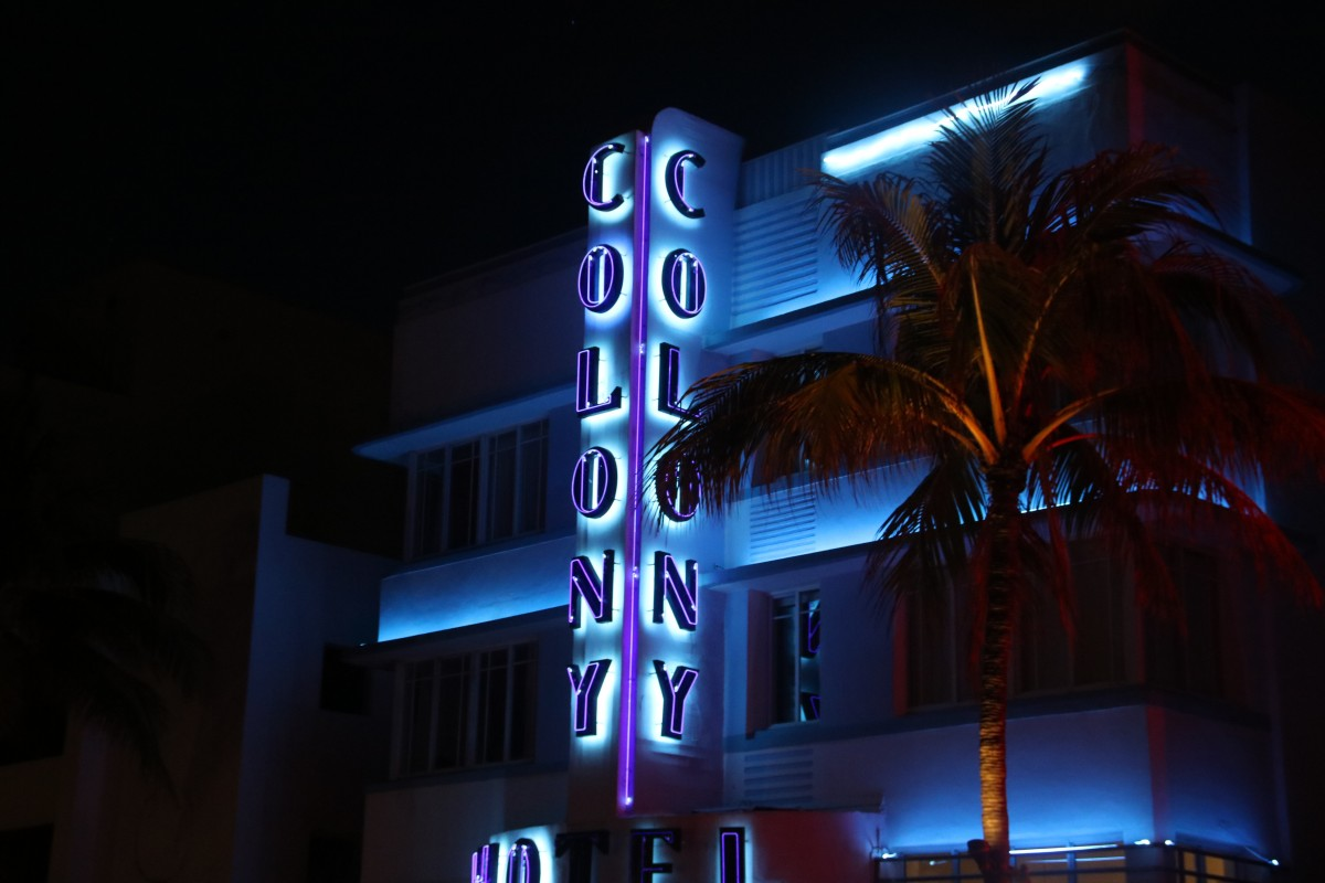 Colony Hotel am Ocean Drive