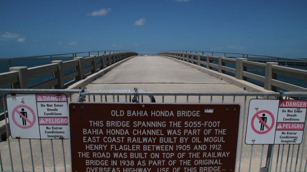 Alte Seven Mile Bridge