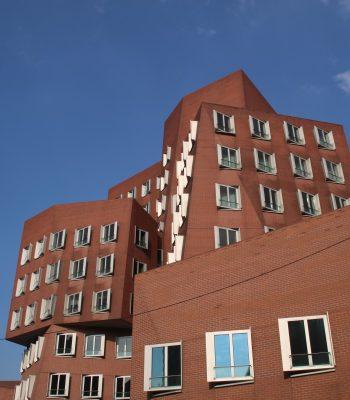 Gehry im Medienhafen Düsseldorf