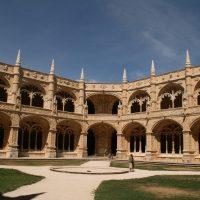 Kreuzgang im Mosteiro dos Jerónimos