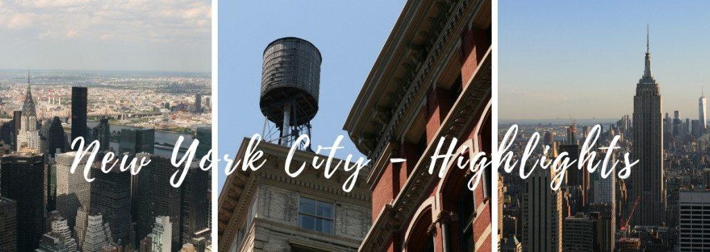 New York City - Highlights