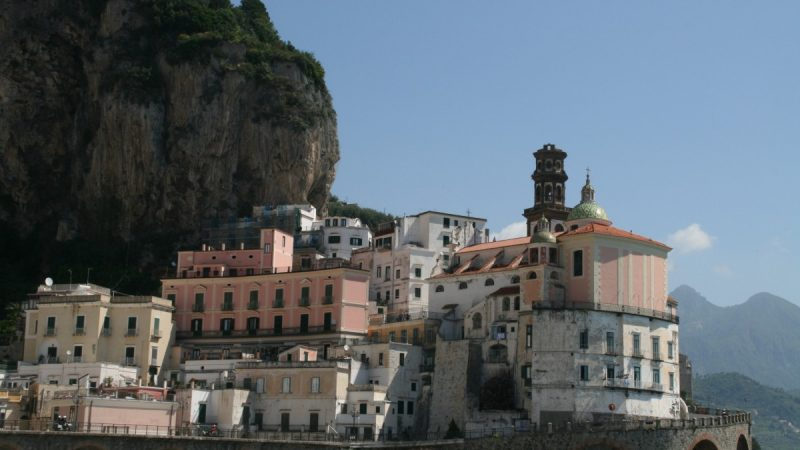 bezauberndes Atrani an der Amalfiküste