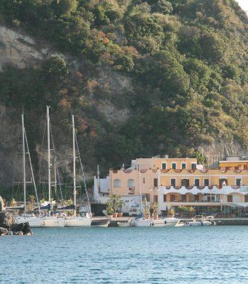 Marina von Sant' Angelo auf Ischia