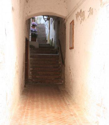 Treppen in Cetara