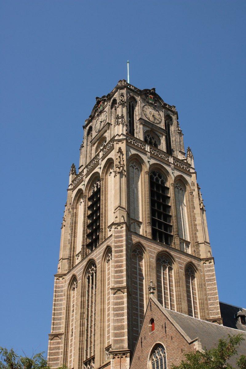 Turm der Grote Kerk