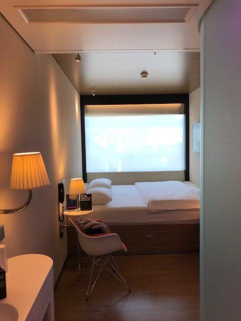 Hotelzimmer in Rotterdam