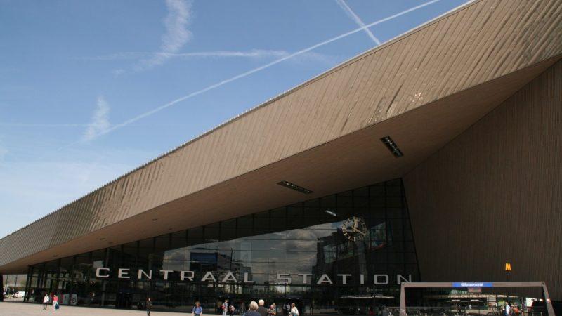 Rotterdamer Hauptbahnhof: Rotterdam Centraal