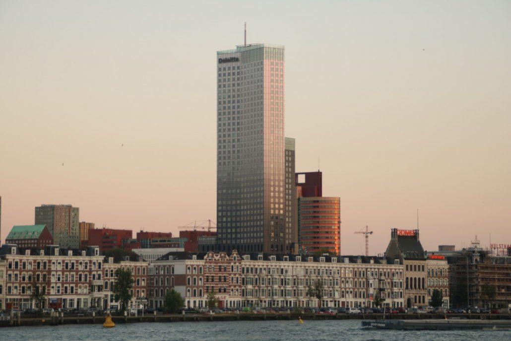Maastoren - der höchste Wolkenkratzer der Niederlande