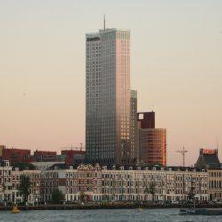 Maastoren – der höchste Wolkenkratzer der Niederlande