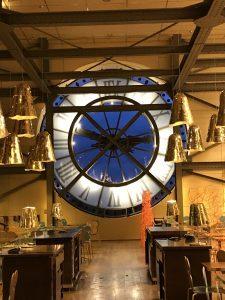 Restaurant im Musée d' Orsay