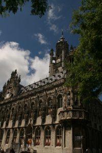 Stadthuis Middelburg Zeeland