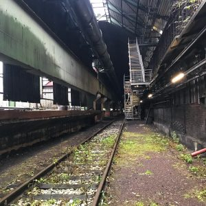 Kokerei der Zeche Zollverein in Essen