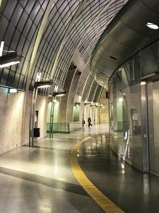 Kölner U-Bahn Haltestelle Heumarkt