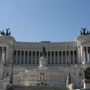 Nationaldenkmal Vittorio Emanuele II in Rom