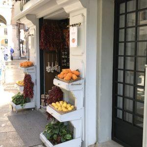 Delikatessen-Geschäft in Palma de Mallorca