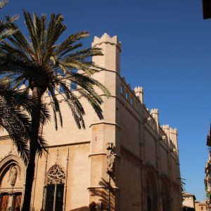 Sa Llotja – die Seehandelsbörse von Palma de Mallorca
