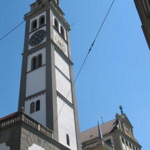 Turm Rathaus Augsburg