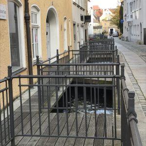 mehr Brücken als in Venedig??