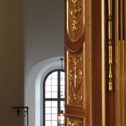 Tür Goldener Saal