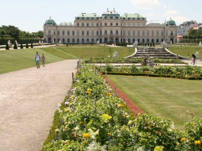 Schloss Schönbrunn und Park