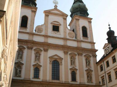 St. Ulrichs Kirche in Wien