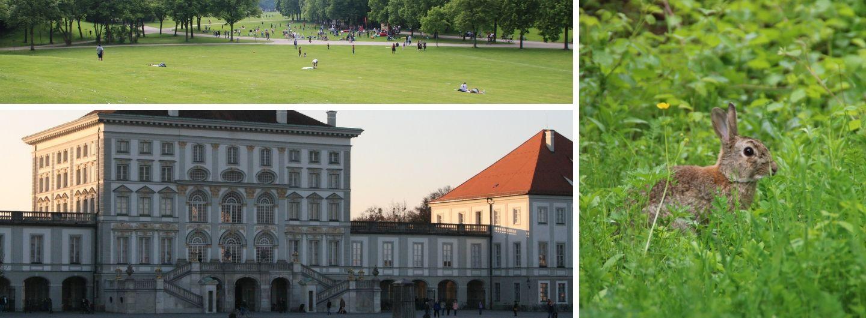 Parks und Gärten in München