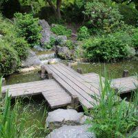 Japanischer Garten im Westpark in München