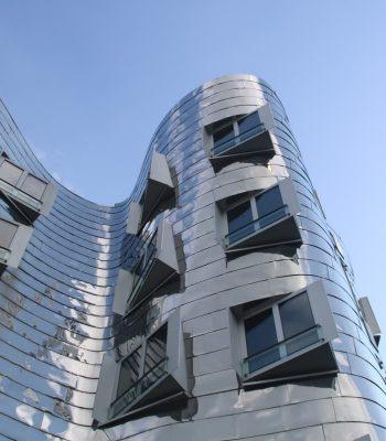 Gehry Düsseldorf