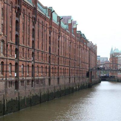 Speicherstadt-Hamburg