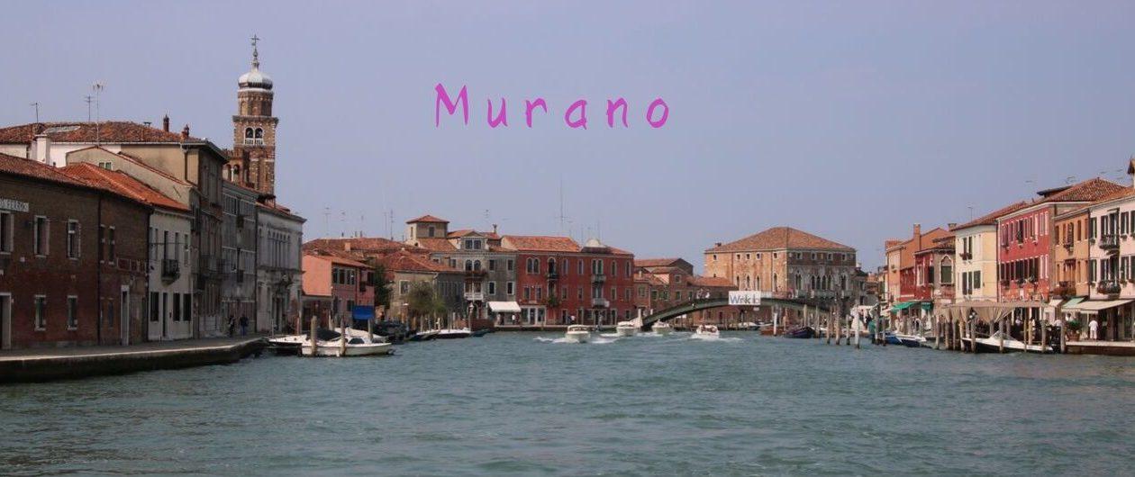 Murano Canal Grande