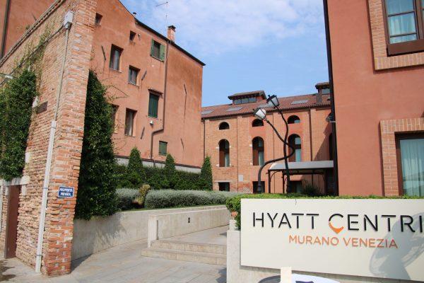 Mein Hotel auf Murano