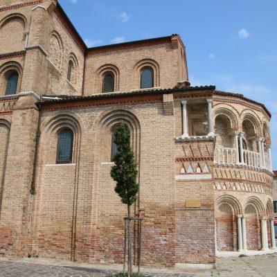 Basilika Santa Maria e San Donato – Teilansicht