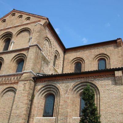 Fassade Santa Maria e San Donato