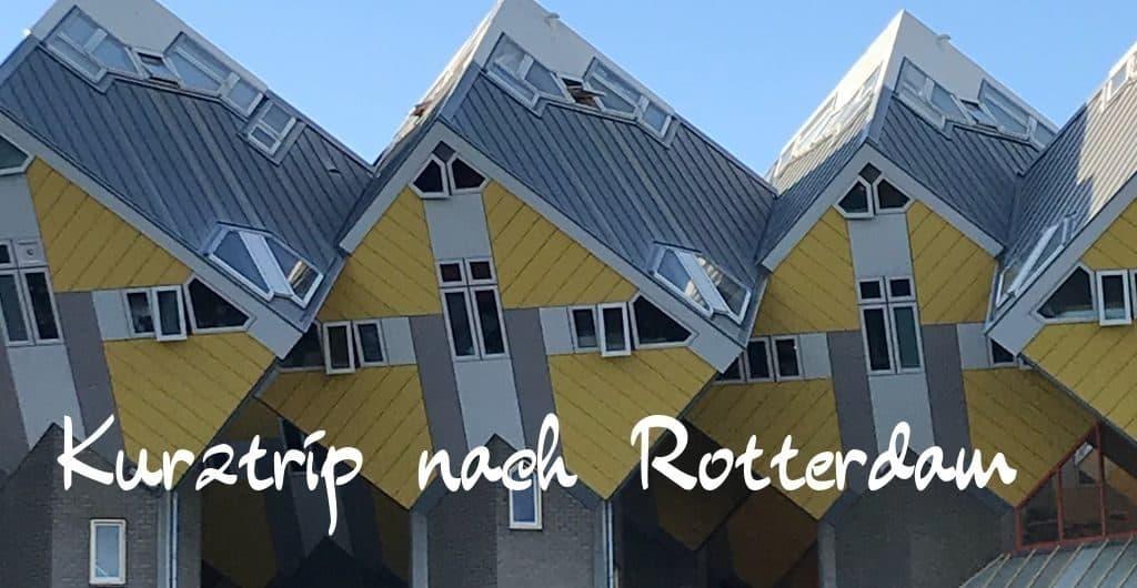 Beitragsbild Kurztrip nach Rotterdam
