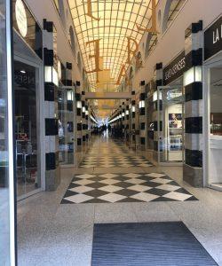 Einkaufspassage Galeria in Hamburg