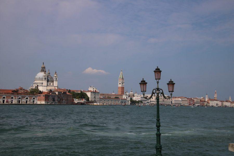 Santa Maria della Salute und San Marco in Venedig