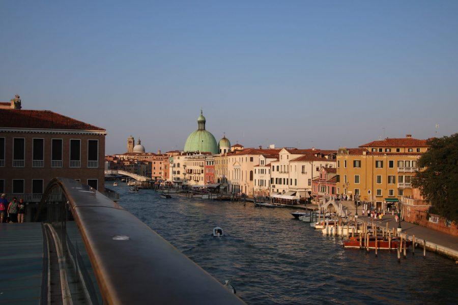 Auf dem Weg von der Piazzale Roma in Richtung San Marco