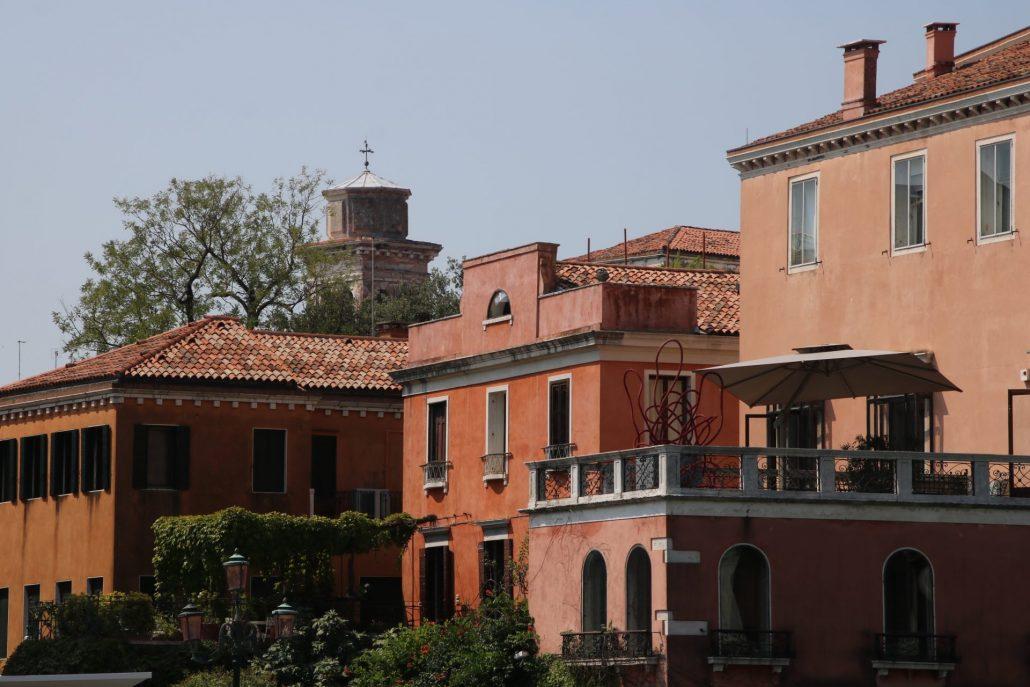 Garten in Venedig