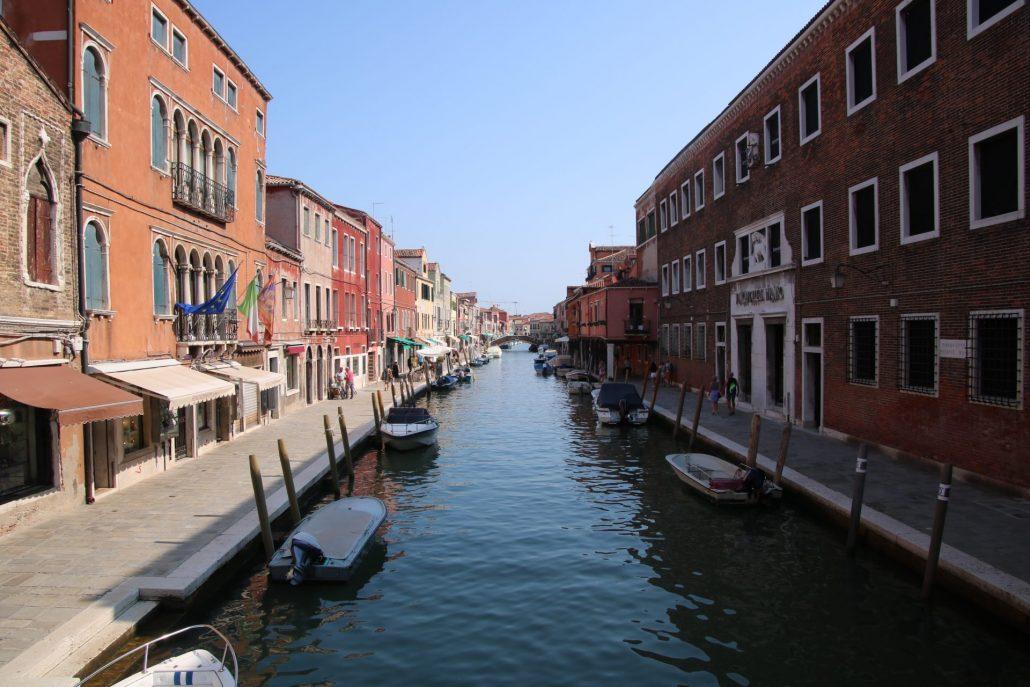 Kanal auf Murano