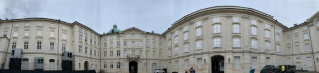 Panorama Innsbruck Hofburg