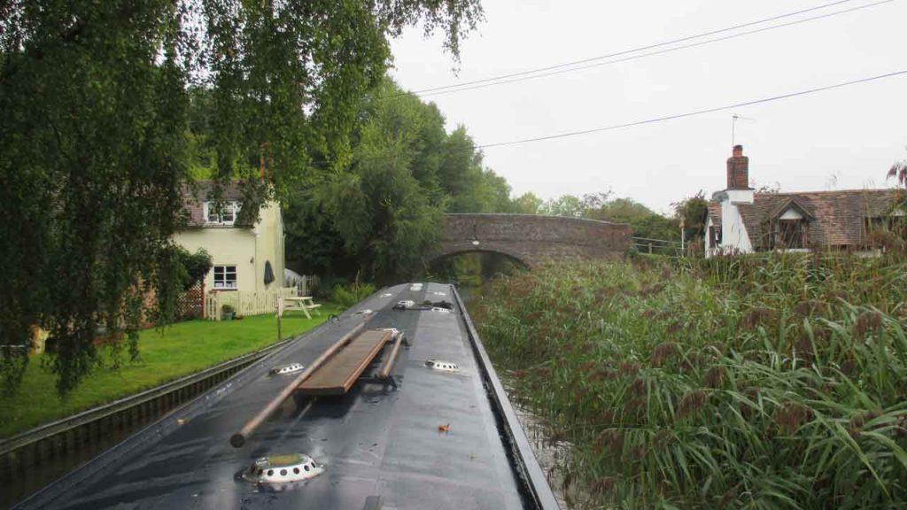 Wassergrundstück am Kanal